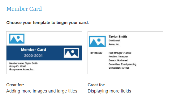 Access and Print Membership Cards – memberplanet Support