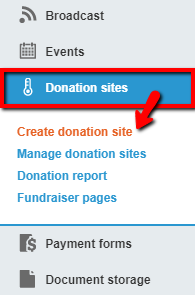 create-donation-site-nav.png